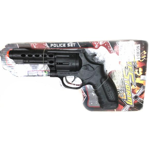 Игрушка пистолет «Револьвер» оптом