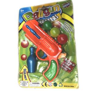 Пистолет с кеглями