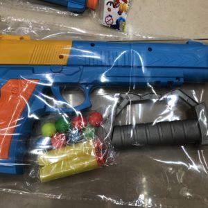 Пистолет-трещотка «Заряжен» оптом