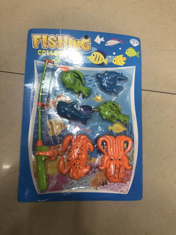 Игрушечный набор «Охота на рыбок» оптом