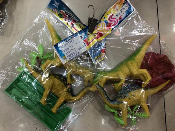 Игрушечный набор «Мир динозавров» оптом