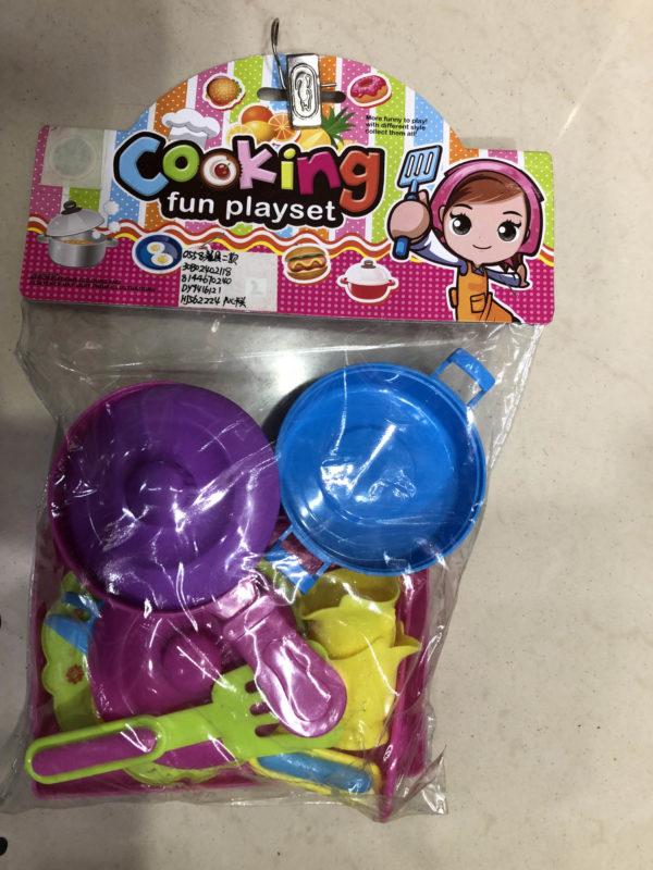 Детскийнабордля игры вповара «Кухня» оптом
