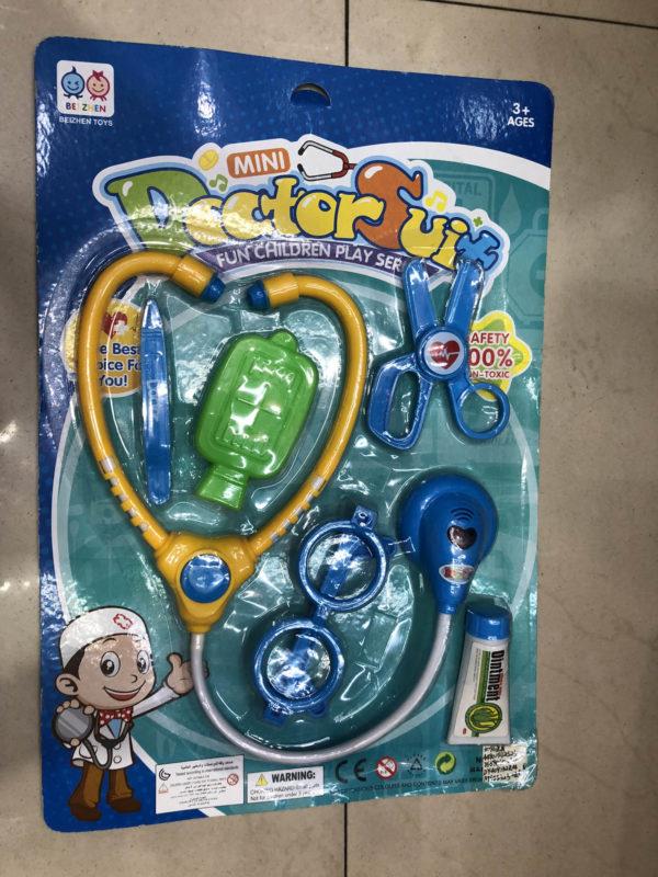 Игрушечный набор «Детский врач»для мальчиков оптом