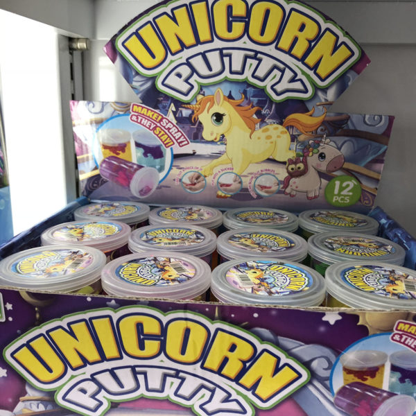 Жвачка для рук «Unicorn Putty»