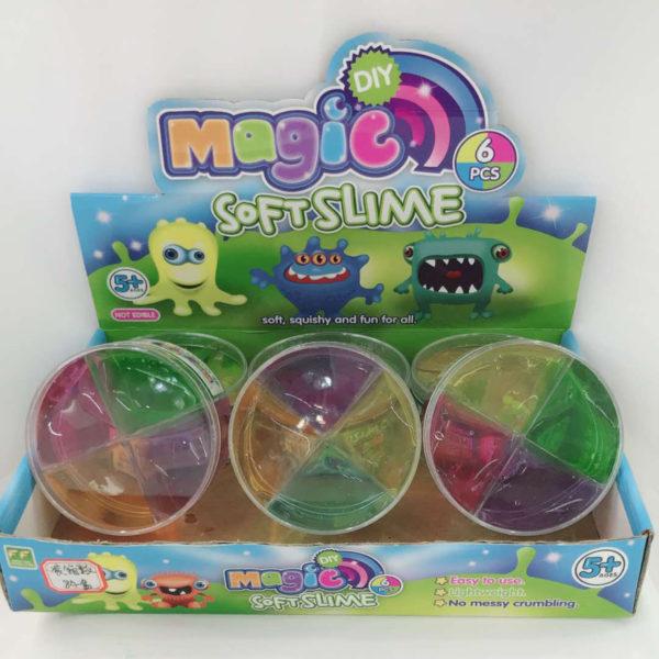 Жвачка для рук «Magic Soft Slime»