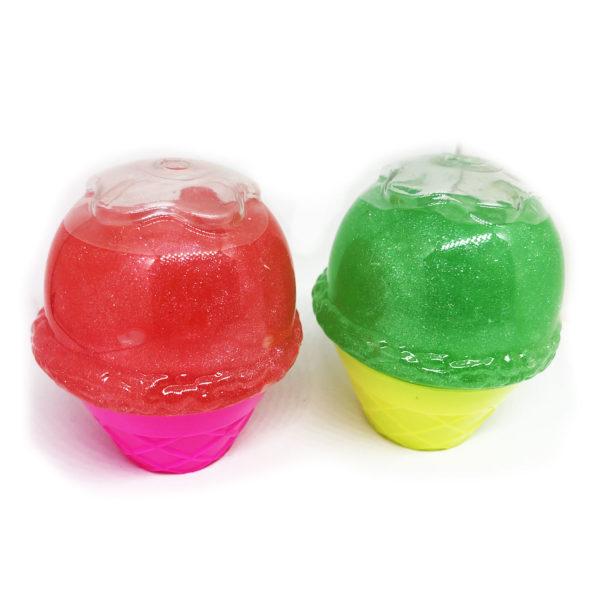 Жвачка для рук (слайм) «Мороженное»