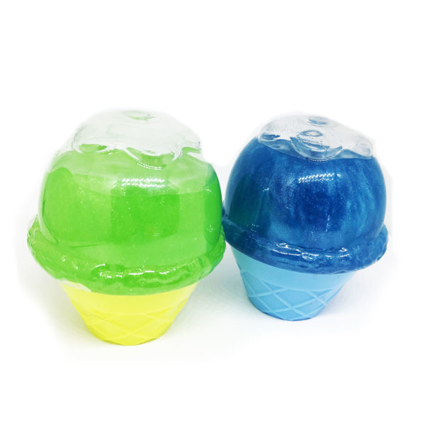 Жвачка для рук (слайм)  «Мороженное» оптом