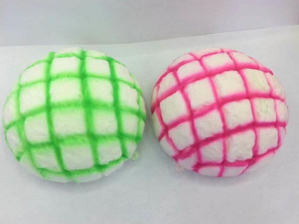 Резиновая игрушка «Мяч» на веревке 7003-0067 оптом