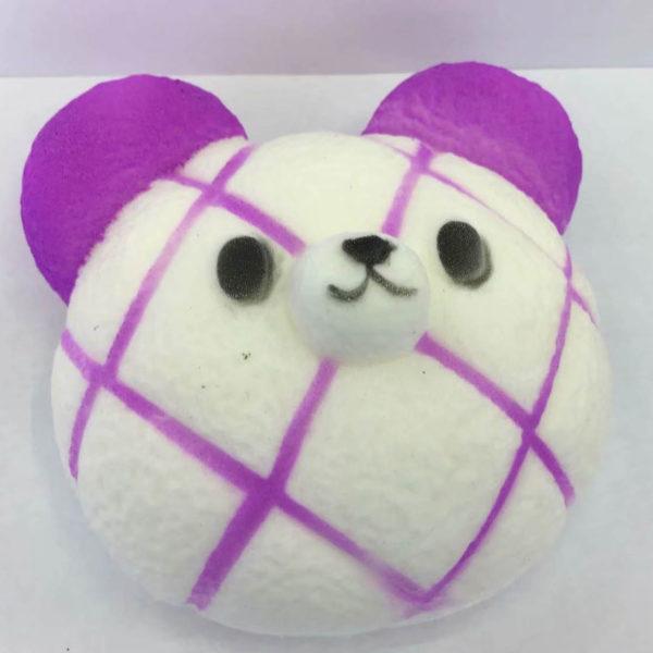 Резиновая игрушка «Мяч» на веревке 7003-0077 оптом