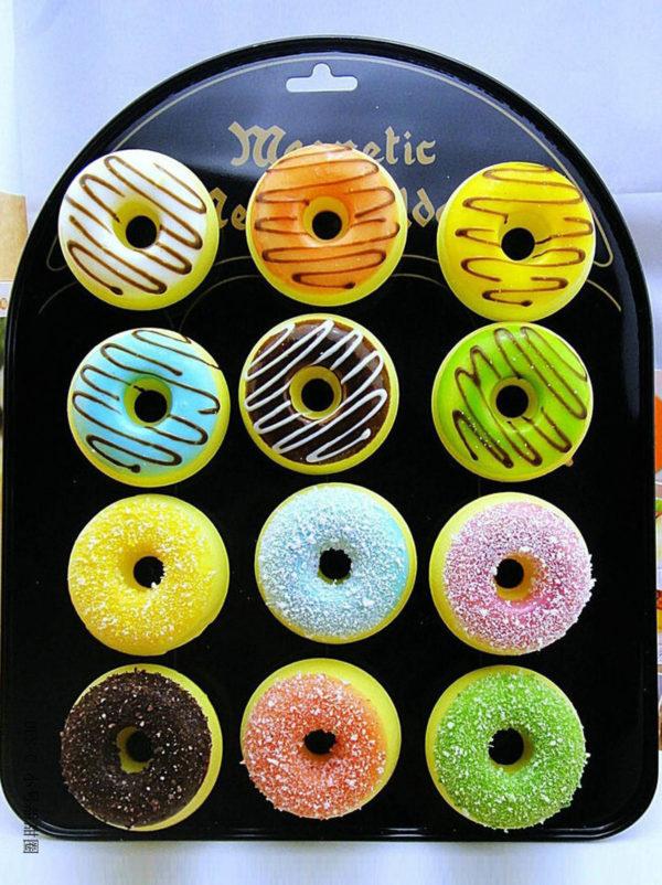 Сквиш «Пончик в глазури» 7003-0151 оптом