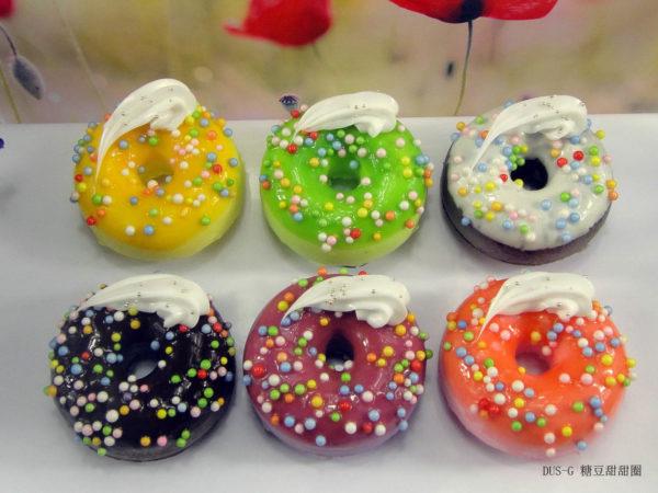 Сквиш «Пончик в глазури» 7003-0154 оптом