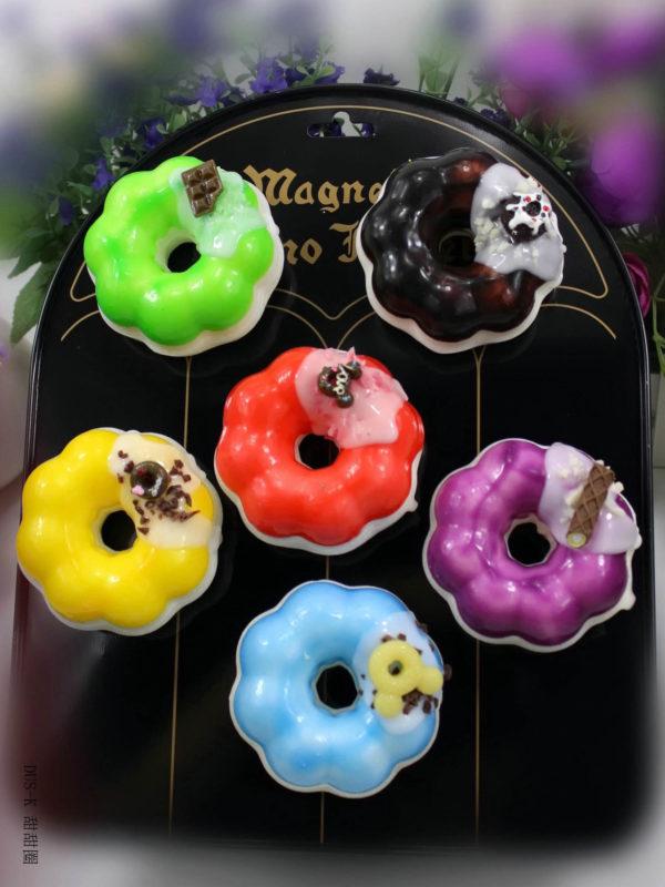 Сквиш «Пончик в глазури» 7003-0158 оптом