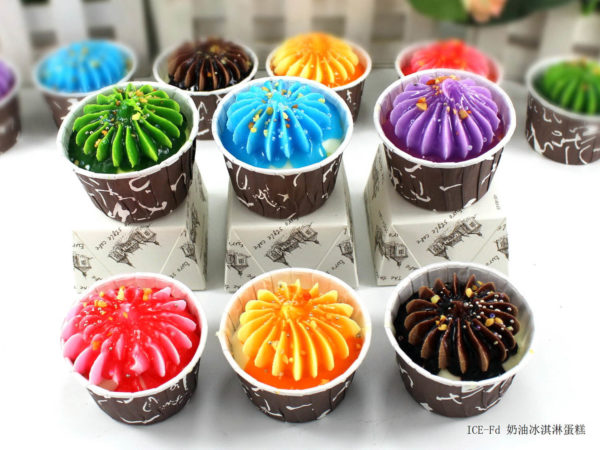 Сквиш «Мороженое в стаканчике» 7003-0185 оптом
