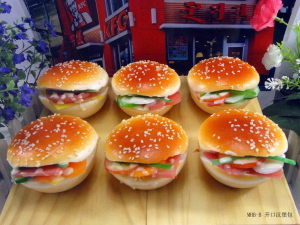 Сквиш «Гамбургер» 7003-0198 оптом