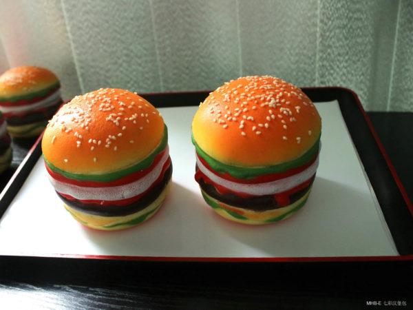 Сквиш «Гамбургер» 7003-0201 оптом