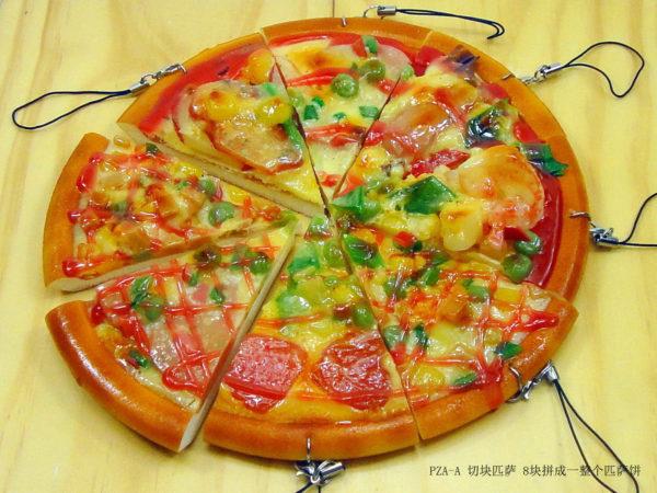 Сквиш «Пицца» 7003-0216 оптом
