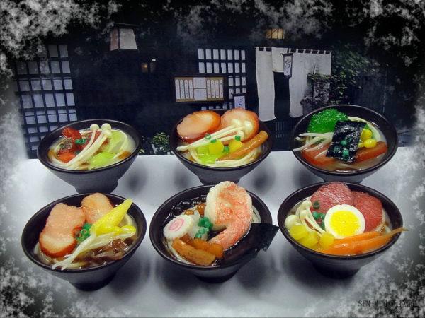 Сквиш «Японская еда» оптом