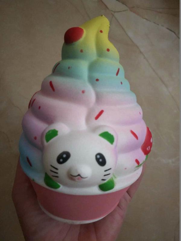 Сквиш «Мороженое»  7003-0297 оптом
