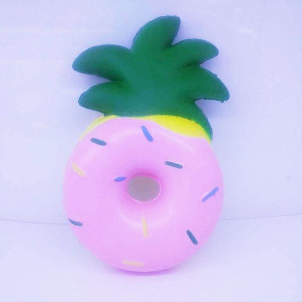 Сквиш «Пончик-ананас» оптом