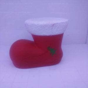 Сквиш «Ботинок Санты» 7003-0340 оптом