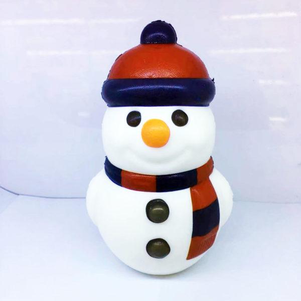 Сквиш «Снеговик» 7003-0348 оптом
