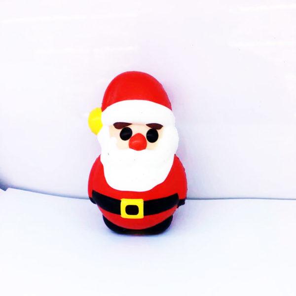 Сквиш «Санта» мини оптом