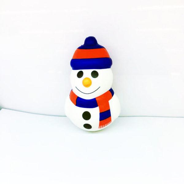 Сквиш «Снеговик» 7003-0354 оптом