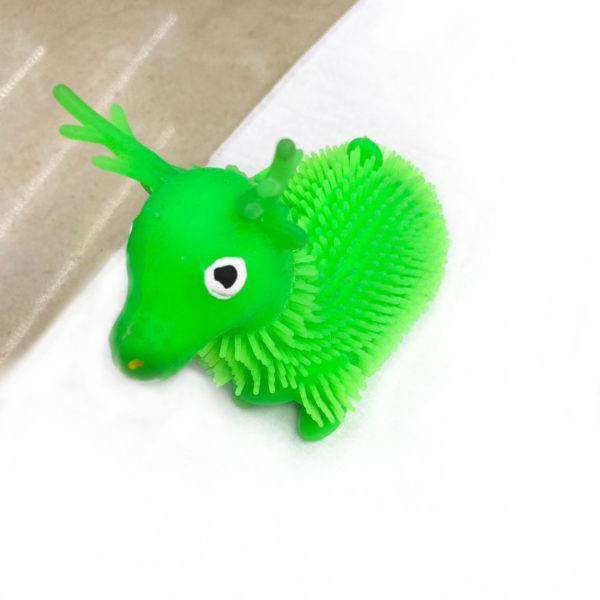 Резиновая игрушка «Оленёнок» оптом
