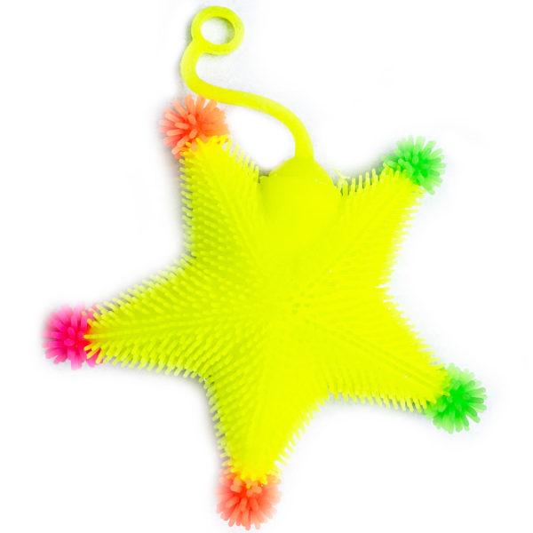 Резиновая игрушка «Звезда» оптом
