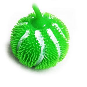 Резиновая игрушка «Баскетбольный мяч» оптом