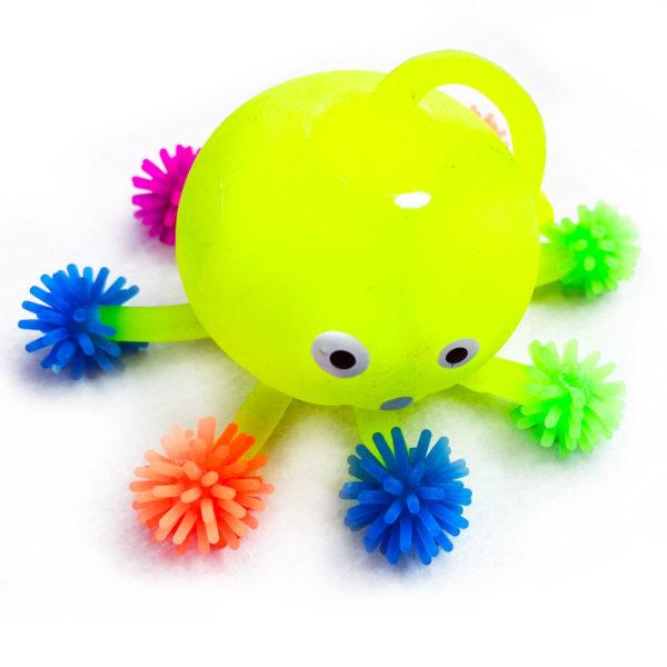 Резиновая игрушка «Осьминог» оптом