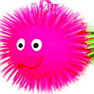 Резиновая игрушка «Ёжик» 7005-0029 оптом