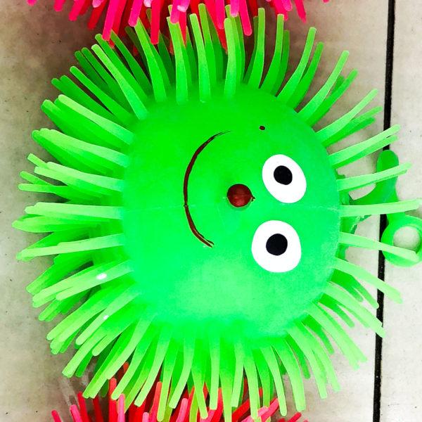 Резиновая игрушка «Ёжик» 7005-0030 оптом