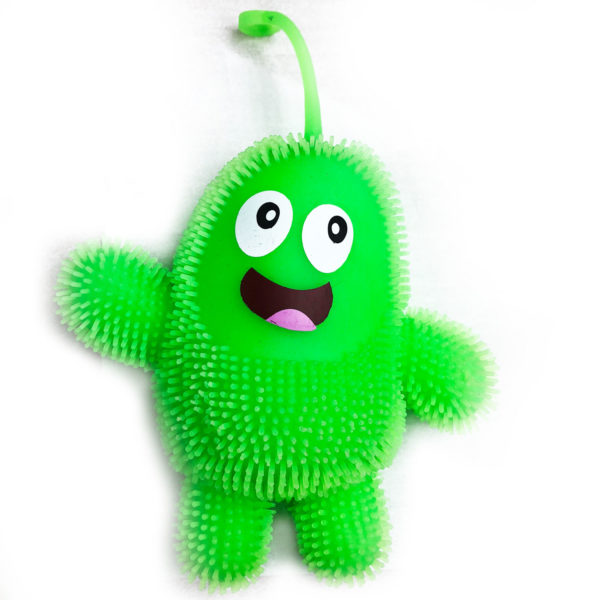 Резиновая игрушка на верёвке 7005-0034 оптом
