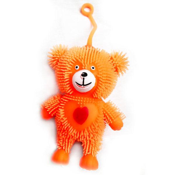 Резиновая игрушка «Медвежонок» оптом