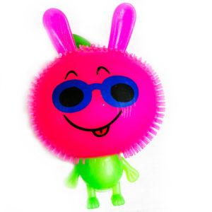 Резиновая игрушка «Заяц» 7005-0039 оптом