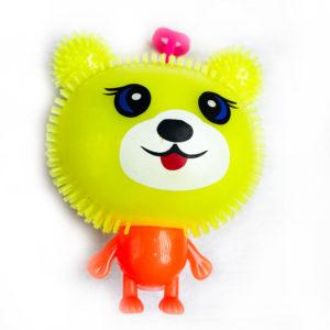 Резиновая игрушка «Мишка» 7005-0040 оптом