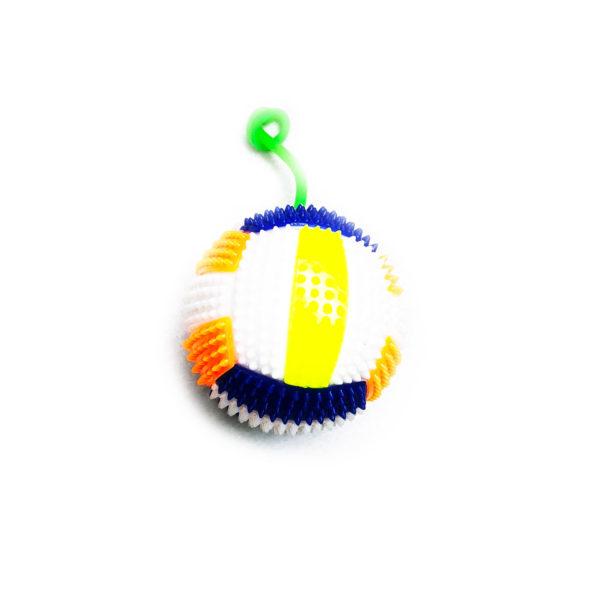 Резиновая игрушка «Волейбольный мяч» оптом