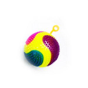 Резиновая игрушка «Спортивный мяч» оптом