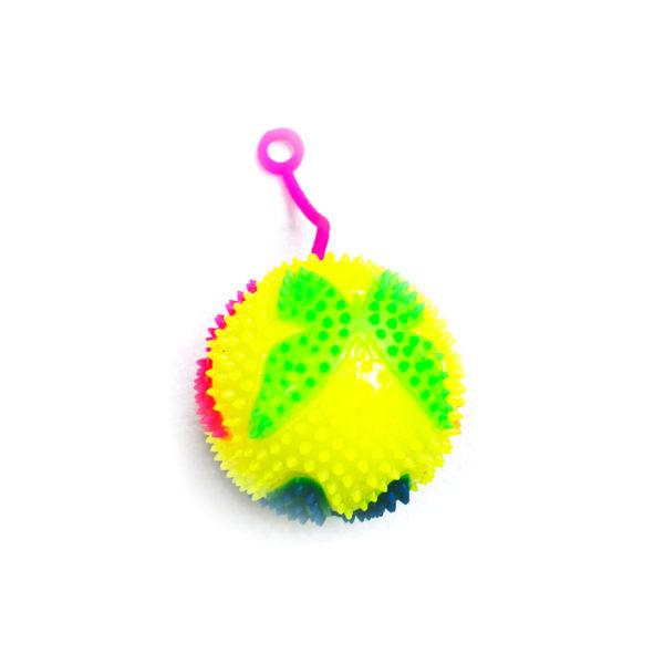 Резиновая игрушка «Мячик» 7005-0048 оптом