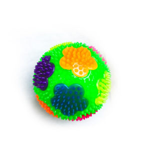 Резиновая игрушка «Мячик» 7005-0049 оптом