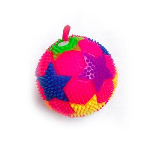 Резиновая игрушка «Мячик» 7005-0051 оптом