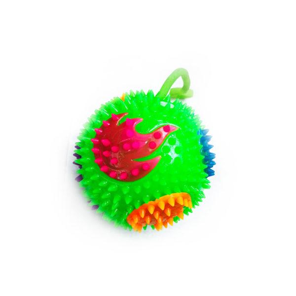 Резиновая игрушка «Мячик» 7005-0054 оптом