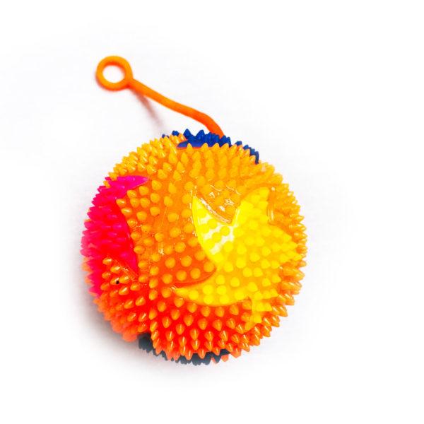 Резиновая игрушка «Мячик» 7005-0056 оптом