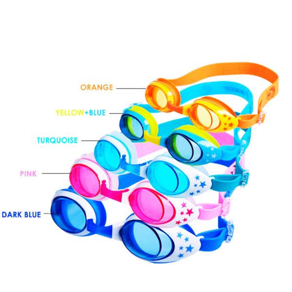 Очки для плавания детские 7025-0018 оптом