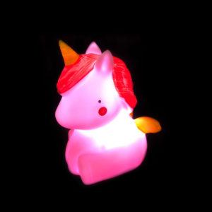 Светильник-ночник «Единорог» оптом