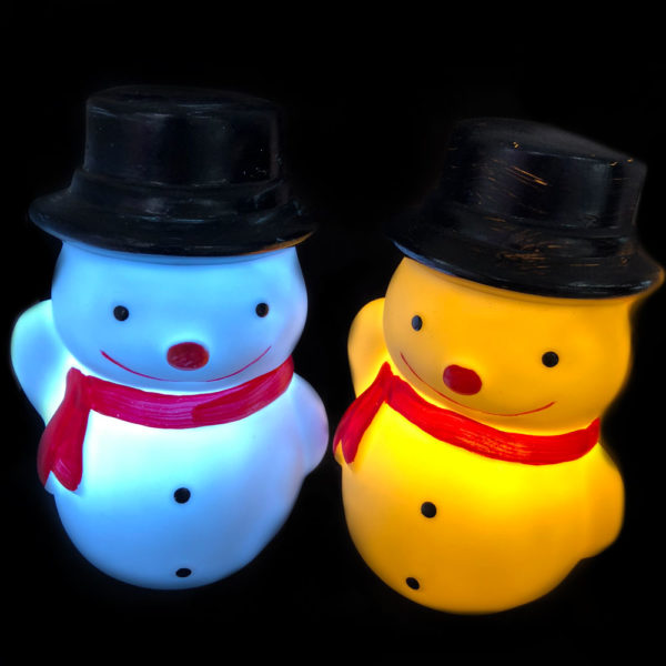 Ночник «Снеговик» оптом